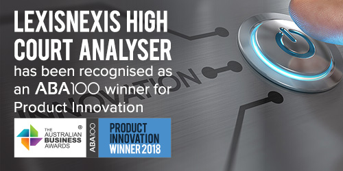 LexisNexis High Court Analyser